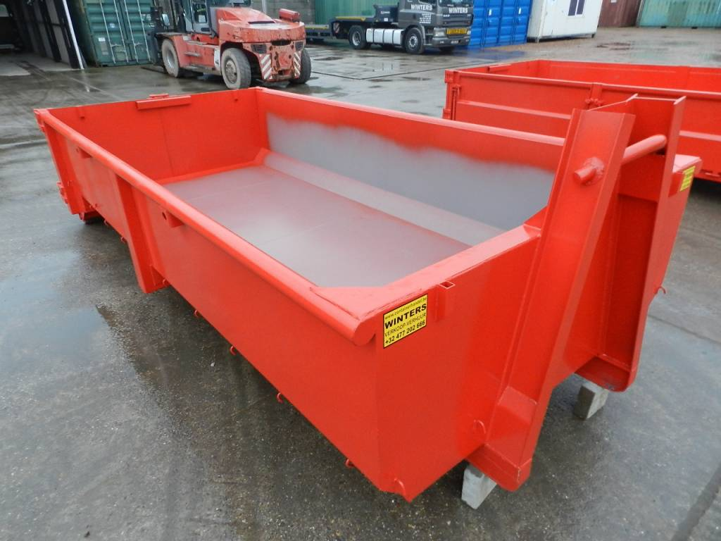 Afval container | Containerhandel Winters