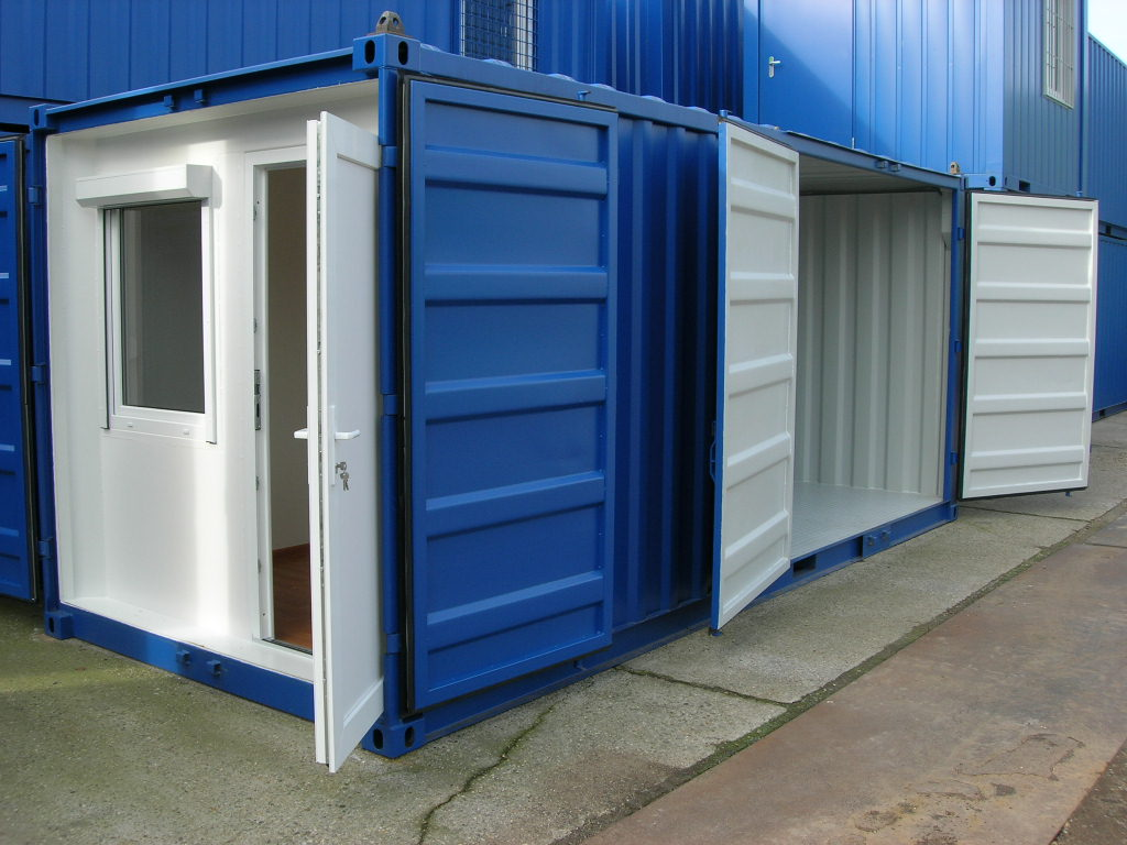 Combi Containers | Containerhandel Winters