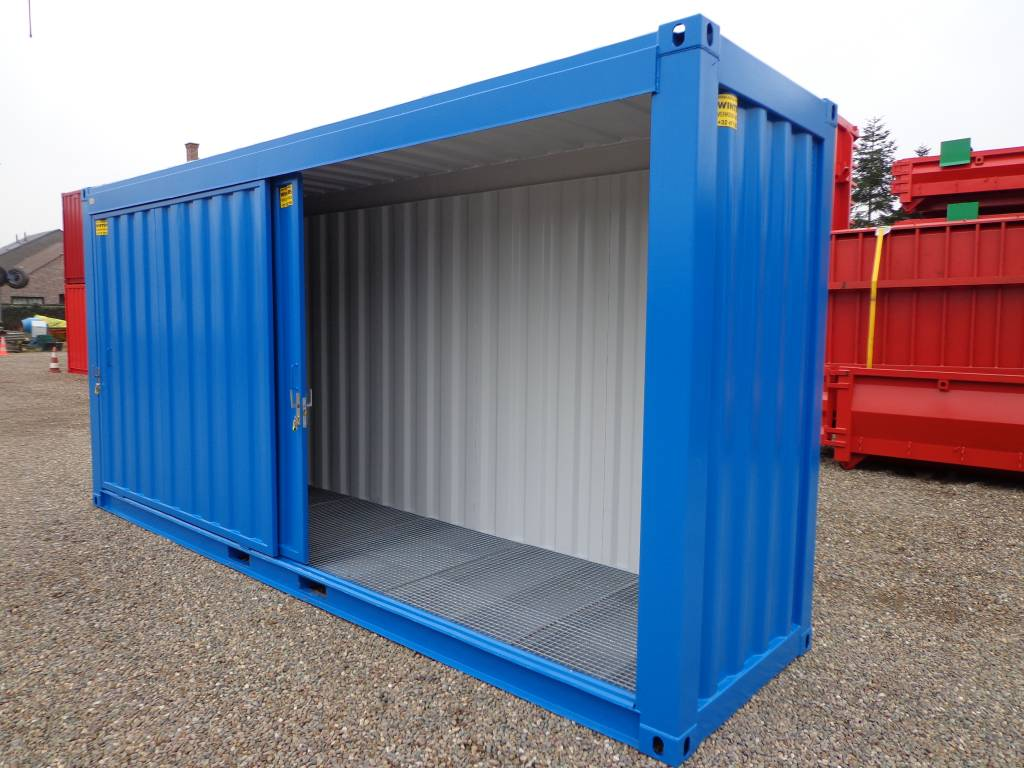 Milieu container | Containerhandel Winters