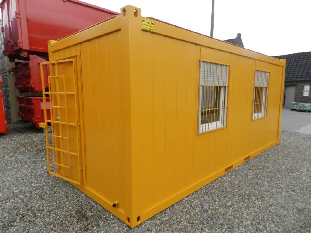 Bureel containers | Containerhandel Winters