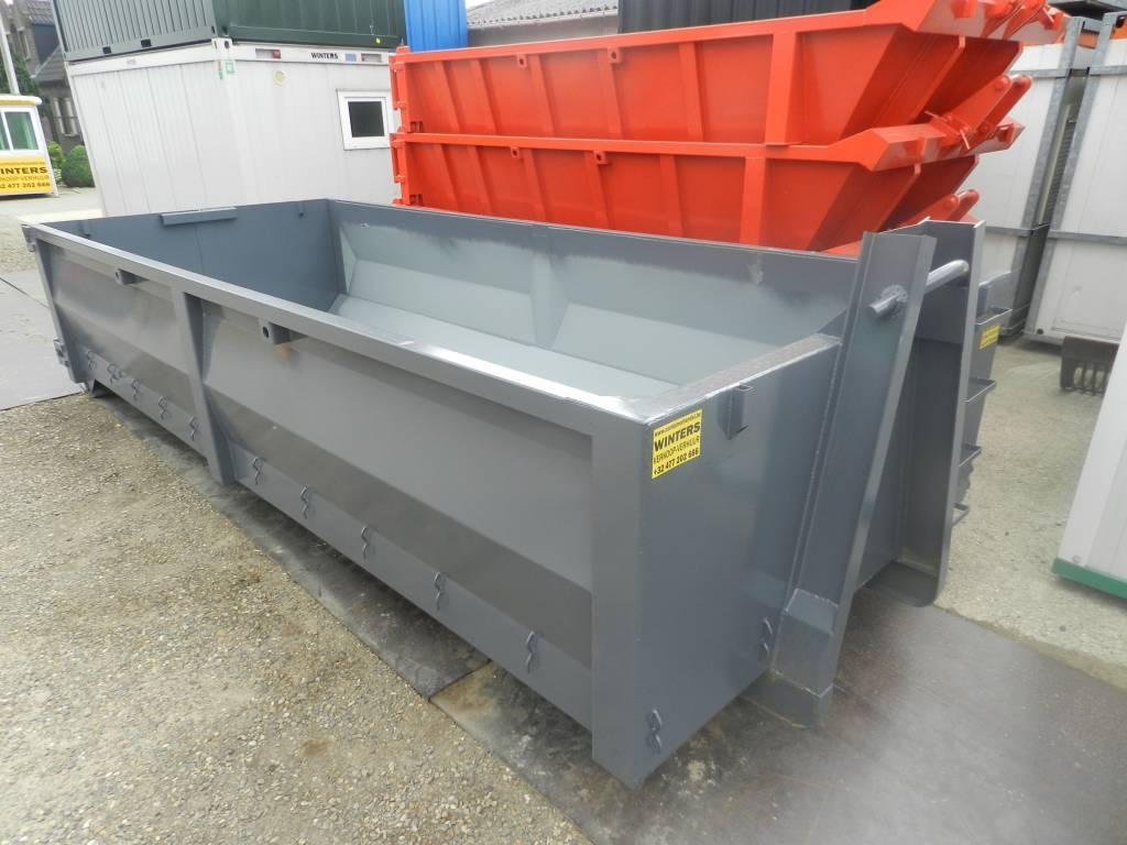 Afval container   Containerhandel Winters