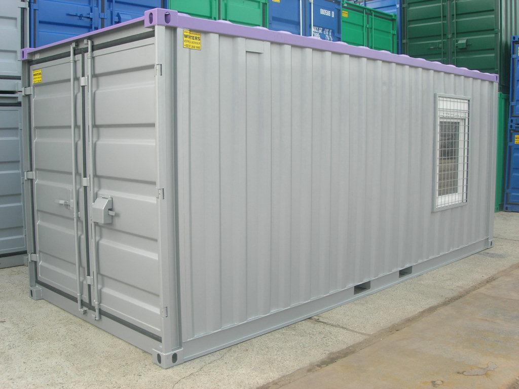 Combi Containers | Containerhandel Winters