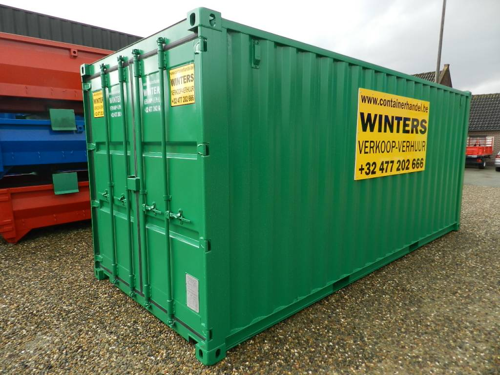 Container overige | Containerhandel Winters