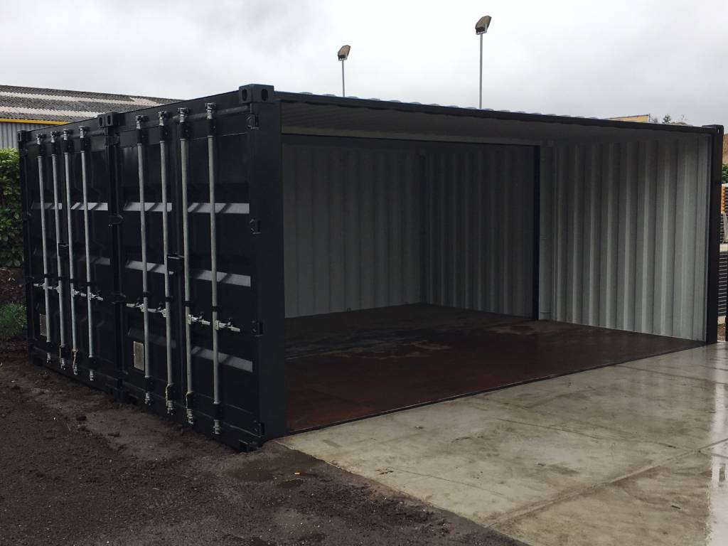 Container Modificaties | Containerhandel Winters
