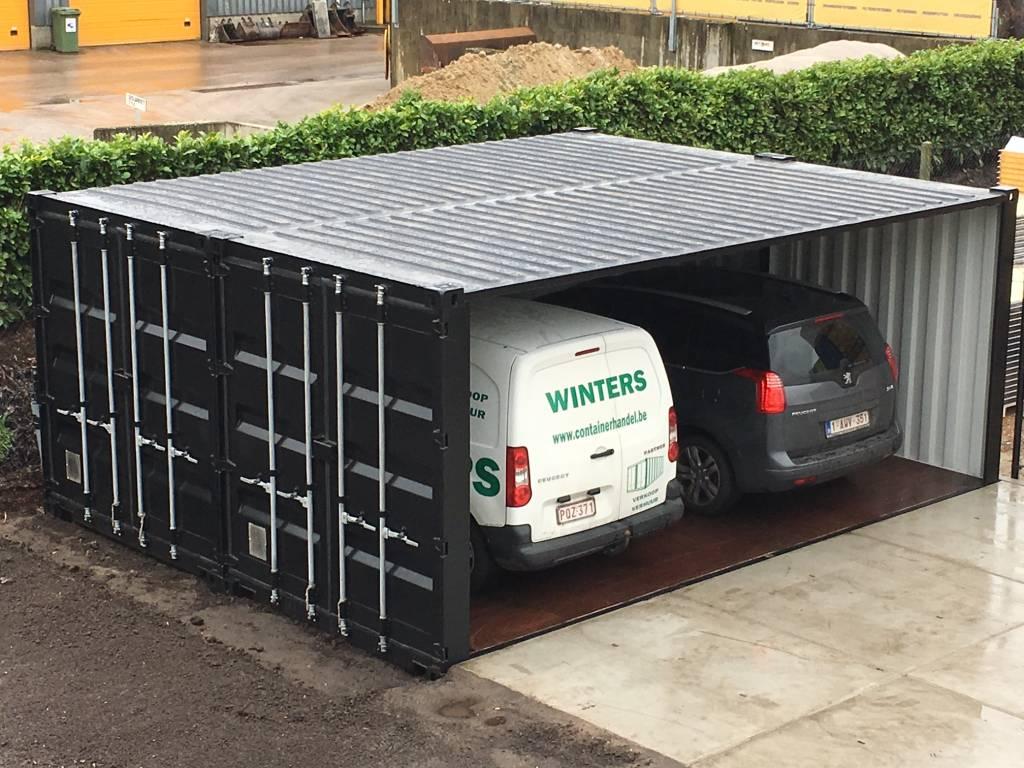 Container Modificaties | Containerhandel Winters