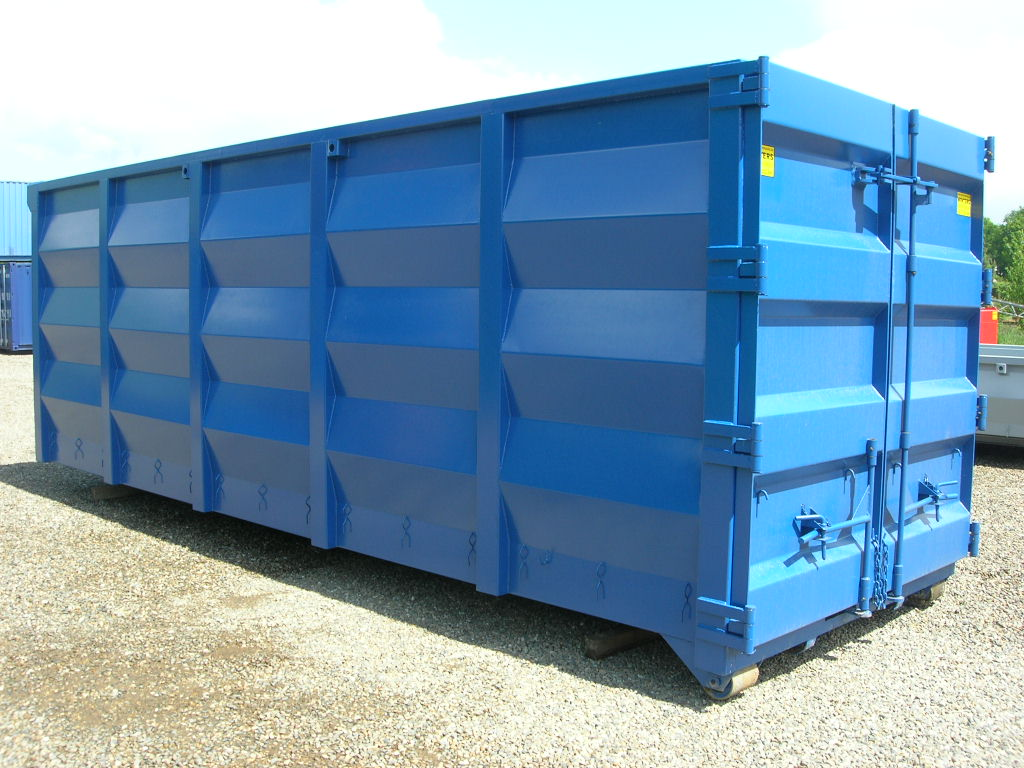 40m³ Afvalcontainer