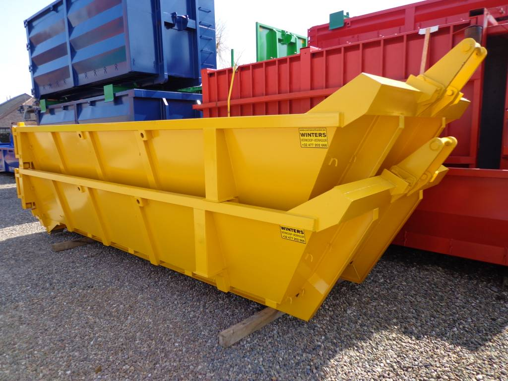 Stapelbare Afvalcontainer