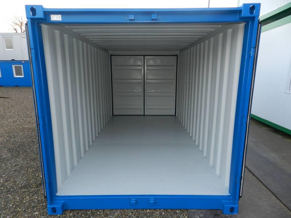 15ft - Double doors