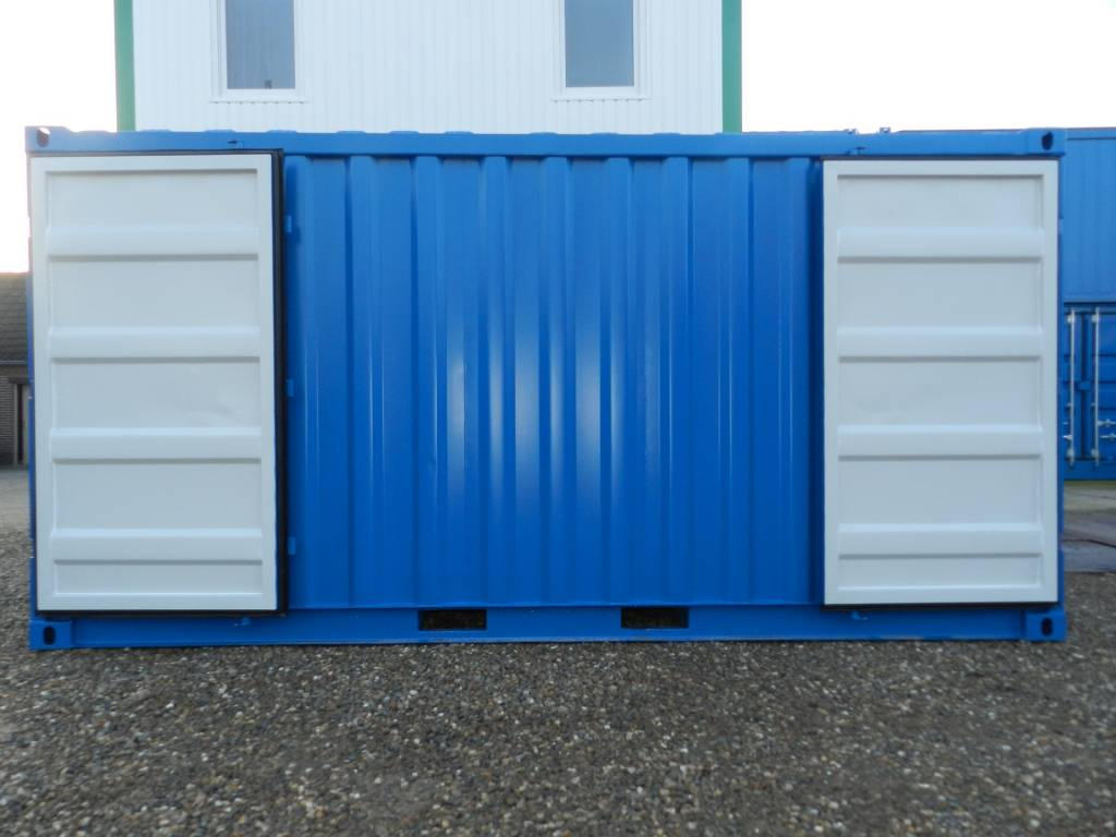 15ft - Double doors