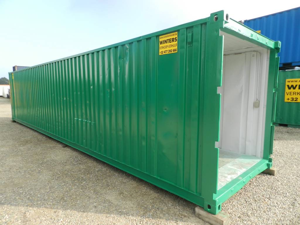Tunnelcontainer 40ft