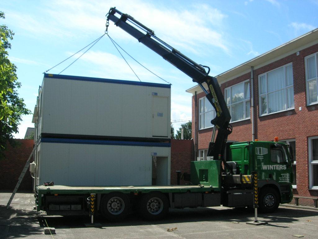 transport - Containerhandel Winters