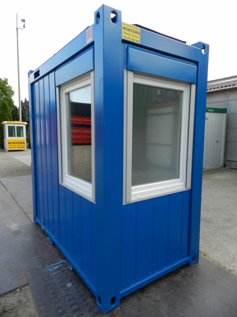 Kassa container