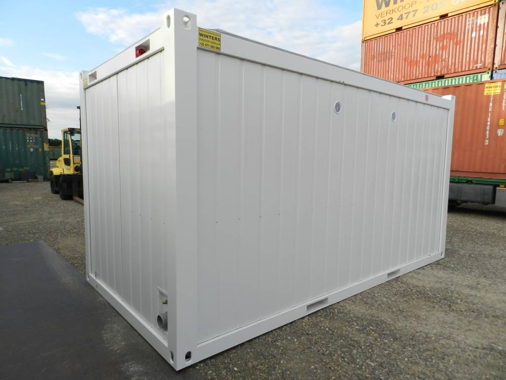 Sanitaircontainer 10ft - 16ft - 20ft