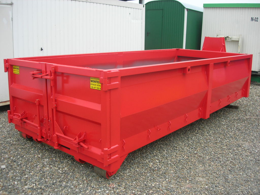 10m³ - ECO Afvalcontainer