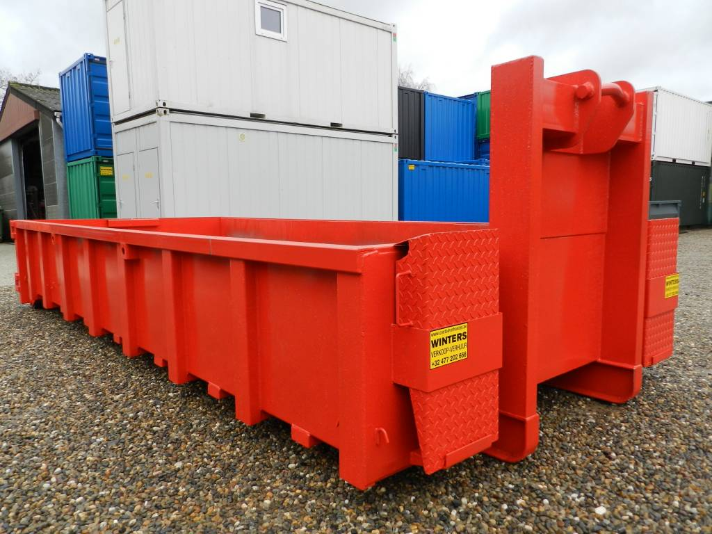 Type containers containerhandel winters for Smart haus container