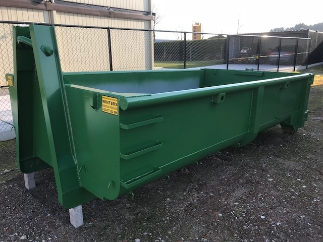 8m³ ECO-2 - Afvalcontainer