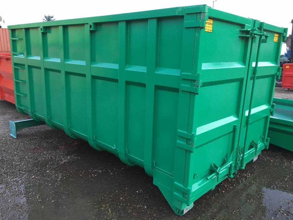 15m³ Afvalcontainer