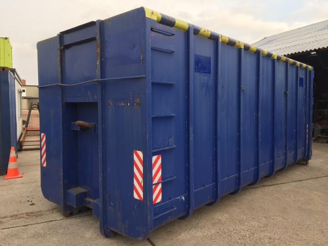 Tweedehands Afvalcontainer 40m³