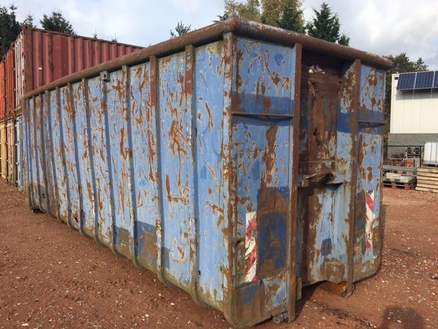 Tweedehands Afvalcontainer 45m³
