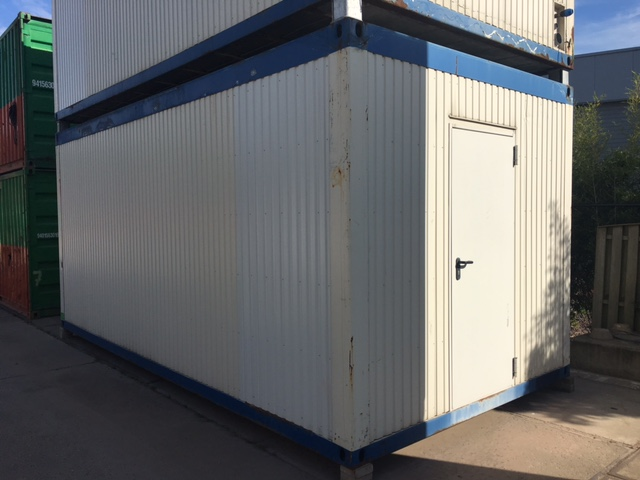 Toiletcontainer 6 x 3,00m