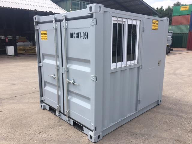 Zeecontainer 8ft