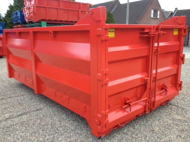 Afvalcontainer - ECO - Deuren/Klep