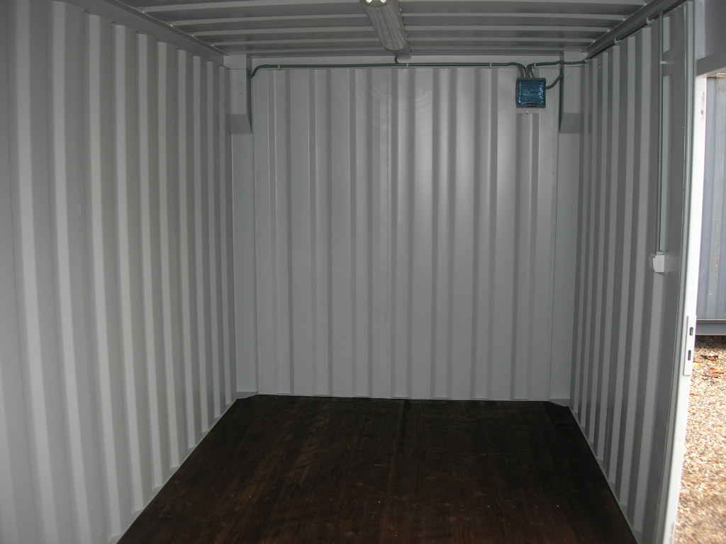 Opslagcontainer