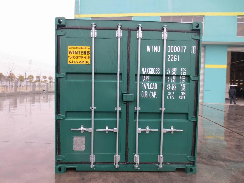 Nieuw - Zeecontainer 20ft